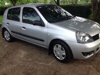 2007 Renault Clio 1.2 8v **LOW MILES, PETROL **