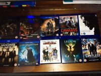 £1 for blu rays