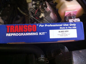 Transgo 4L60E-HD2 Shift improver kit