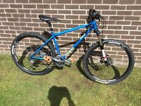Genesis latitude mountain bike 2015