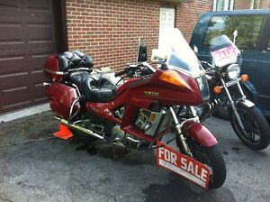 18,500KLMS YAMAHA VENTURE XVZ *97HP*LOADED*with safety with dep.