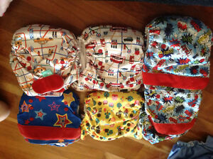 Totsbots cloth diapers
