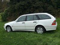 Mercedes c class diesel auto Estate