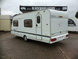 Sterling Europa 540 6 berth with mover 2004