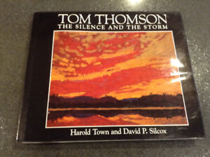 Tom Thomson The Silence and the Storm