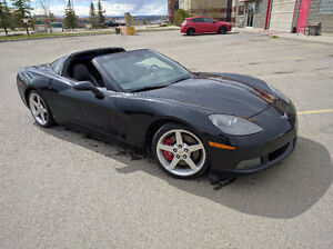 2006 Chevrolet Corvette Coupe Targa with navi!!