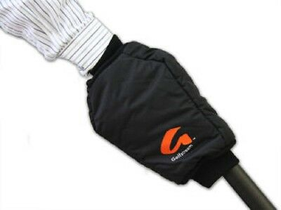 Fleece Lined Microfibre Hand Mitten for Electric Golf Trolley