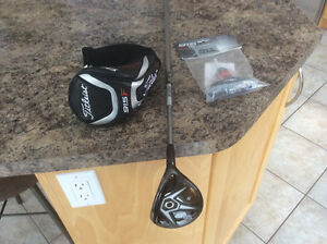 Titleist 915f 18* fairway wood, Brand New MRH stiff shaft