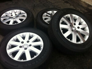 225/65/R17,Chrysler,Dodge,Alloy Rims,TMPS,All Season ( 5x127 )