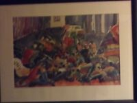 Genuine Aggy Boshoff painting