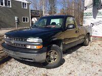 2001 Chevrolet C/K Pickup 1500 Pickup Truck