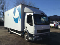DAF LF 45 160BHP BOX TRUCK DAY CAB