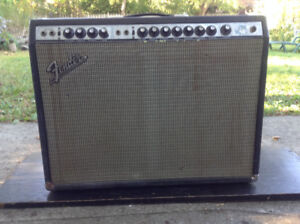 Fender Twin Reverb Vintage Silver Face