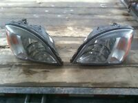 2001 Cadillac deville headlights