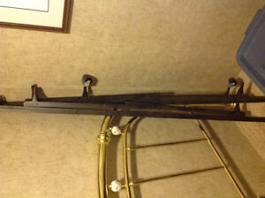 Queen Brass Headboard Kawartha Lakes Peterborough Area image 2