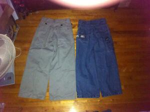 Boys Pants Size 12 Package 1 Kingston Kingston Area image 2