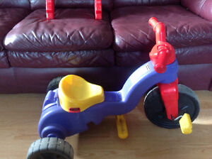 Fisher Price Trike (push along attachment - 2-in-1)