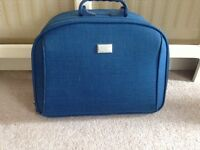 Antler hand luggage bag, blue
