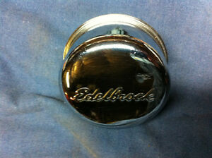 Chrome Value Cover Air Breather used