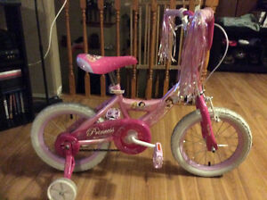 "Huffy Disney Princess 14"" Bike"