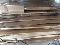 URGENT: Moving Boxes for Sale (approx. 20-25 medium & large)