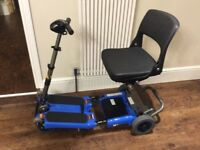 LUGGIE MOBILITY SCOOTER, EXCELLENT CONDITION, FREE DELIVERY,