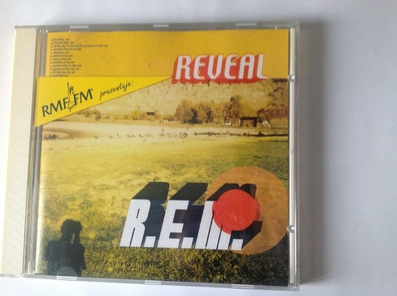 R.E.M. REVEAL/ płyta CD z 2001 r