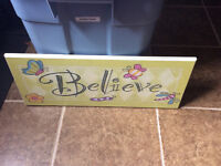 Adorable wall Plaques
