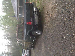 2005 FORD F-250 4x4    PARTS ONLY