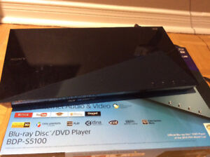 Sony blue -ray disc/ DVD player