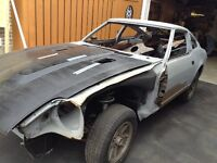 MINT Datsun 280zx - NO RUST