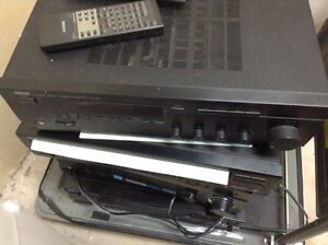 Various electronic equipment for sale