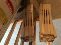 Exterior Spindles