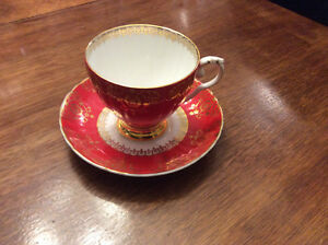 Royal grafton cup and saucer