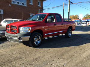 2007 Dodge Power Ram 1500 Slt 4x4 Camionnette