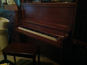 Saint Saens Piano made in Quebec.