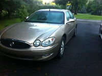 2005 Buick Allure CXL Sedan