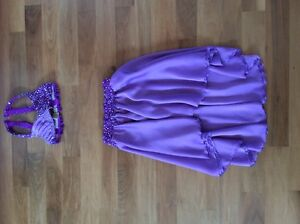 choice of over 20 high quality dance costumes for girl/teen