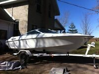 Very reliable and fuel efficient family boat excellent condition