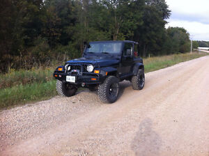 1997-2006 Jeep TJ Wanted!!