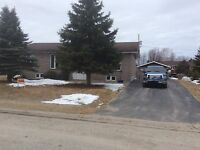 Beautiful brick bungalow for sale in Iroquois Falls
