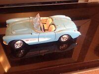 Chevrolet model car