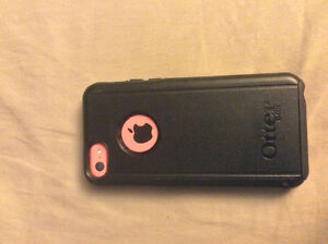 iPhone 5c with otter box