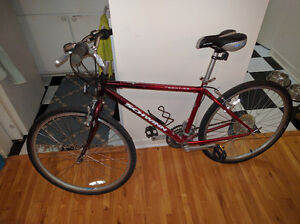 Schwinn Hybrid Cruiser Mountain Bike. Great condition! Velo