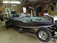 2010 Stratos 186 X  7 Bass Boat
