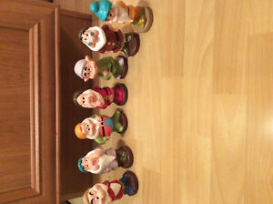 "Disney Collectible 6"" The Seven Dwarves"