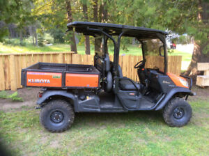 Kubota RTVX 1140 FOR SALE