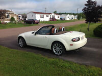 2007 Mazda MX-5 Miata Chrome Convertible
