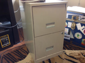 ***SOLD PPU***2 Drawer Filing cabinet