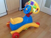 VTech RIde and Grow Ride On